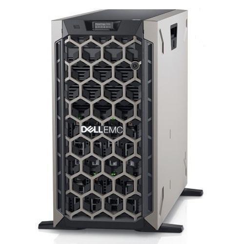 Serveris DELL PowerEdge T440/8 x 3.5 HotPlug/Xeon Silver 4110/16GB/120GB SSD/Casters/Bezel/On-Board LOM DP/PERC H330+/iDRAC9 Exp/750W/3Yr 0