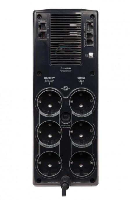Nepārtrauktās barošanas bloks APC Power-Saving Back-UPS Pro 1200, 230V, Schuko 1