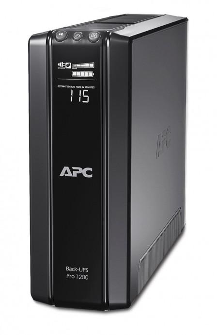 Nepārtrauktās barošanas bloks APC Power-Saving Back-UPS Pro 1200, 230V, Schuko 0