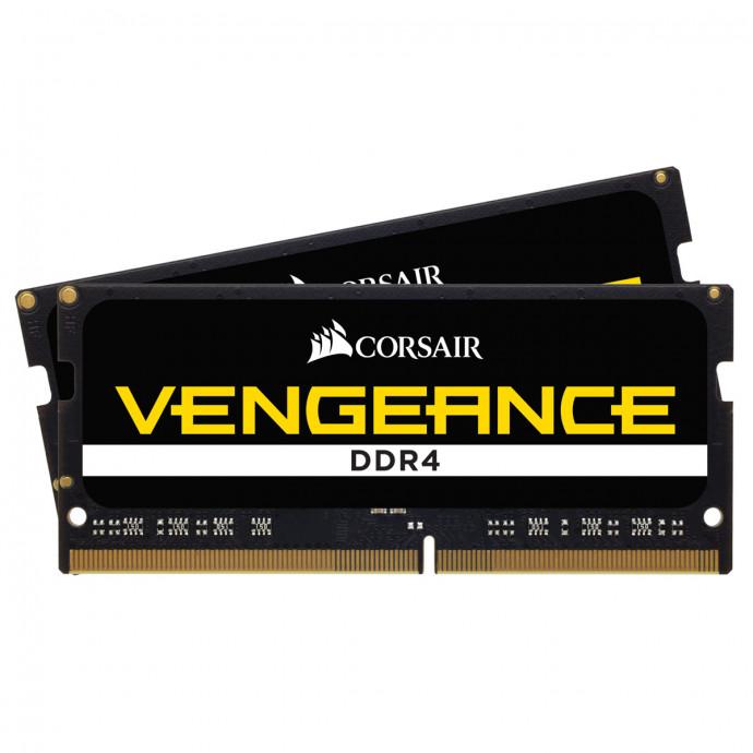 Corsair Vengeance® Series 2x8GB DDR4 SODIMM 2666MHz CL18 1