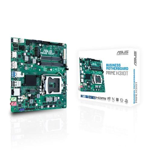 Pamatplate ASUS H310T PRIME, LGA1151 Mini ITX 2