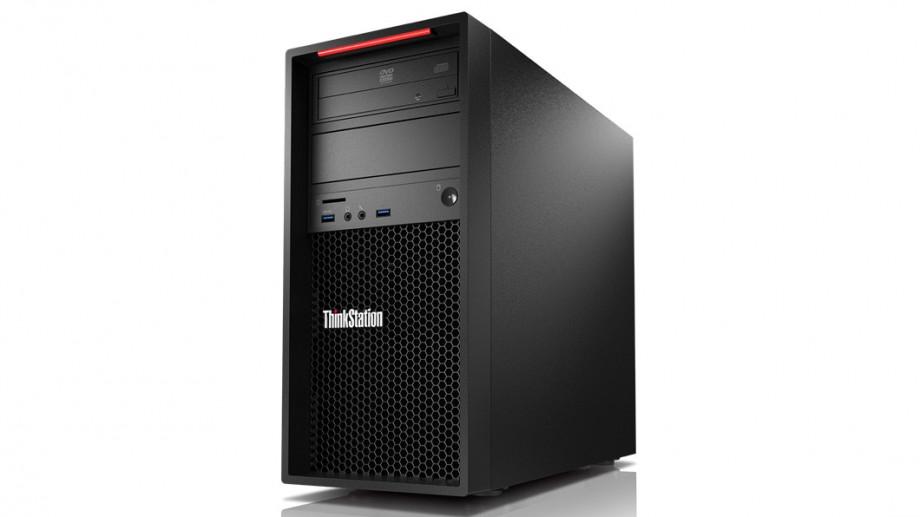 LENOVO THINKSTATION P320 TW/ E3-1245 V6/ 16GB/ 256GB SSD/ P2000 5GB/ W10P/ 3YR ON-SITE/ EN 0