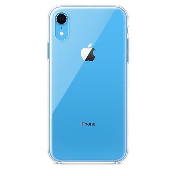 MRW62 iPhone XR Clear Case EOL 1