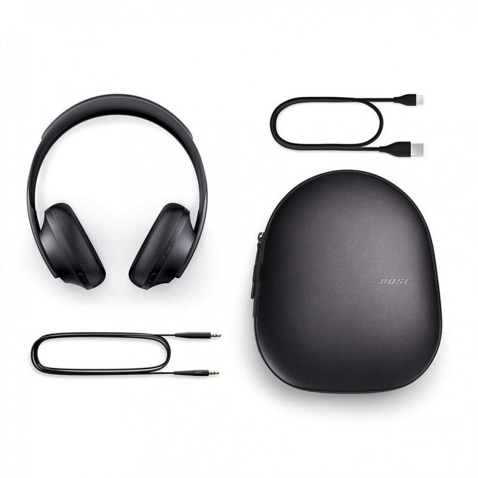 Austiņas Bose Noise Cancelling Headphones 700, Melnas (Black) 1