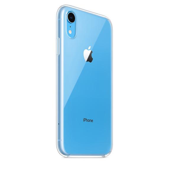 MRW62 iPhone XR Clear Case EOL 2