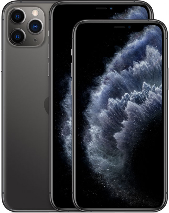 Apple iPhone 11 Pro Max 64GB Space Grey (astropelēks) EOL 0