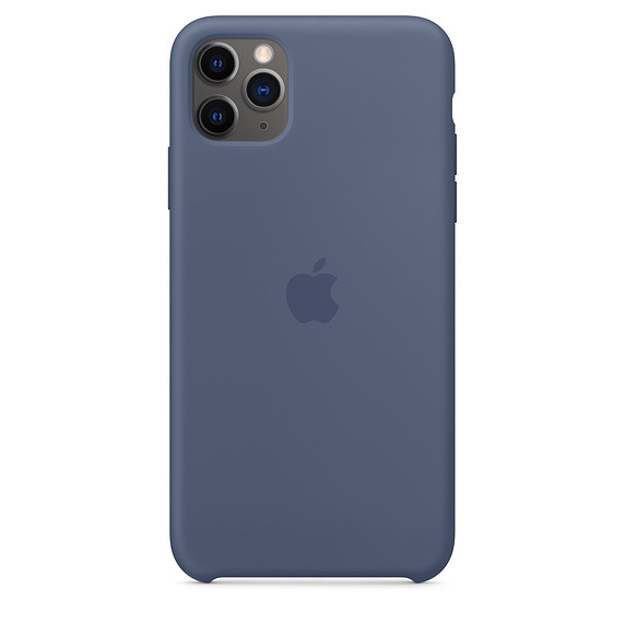 iPhone 11 Pro Silicone Case - Alaskan Blue EOL 0