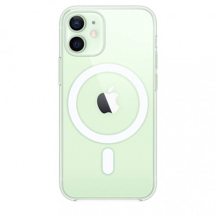 iPhone 12 mini Clear Case with MagSafe 1