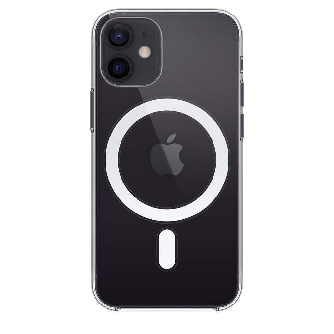 iPhone 12 mini Clear Case with MagSafe 4
