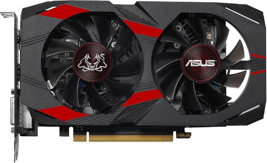 Videokarte ASUS NVIDIA GeForce GTX 1050 Ti CERBERUS 4GB 2