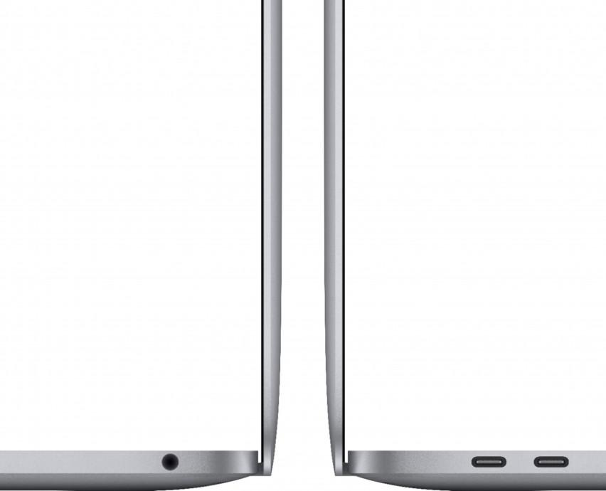 "MacBook Pro 13.3"" Apple M1 8C CPU, 8C GPU/8GB/512GB SSD/Space Gray/RUS 2020 4"