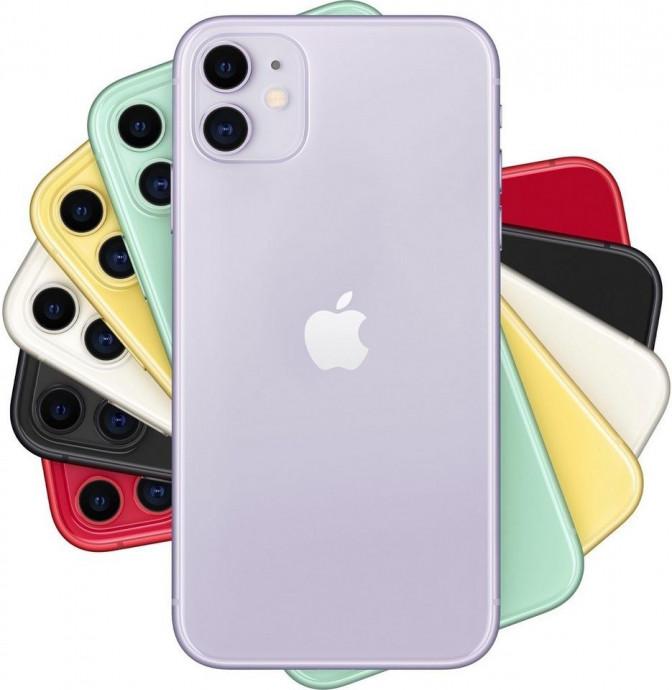 Apple iPhone 11 256GB Purple (violets) EOL. 3