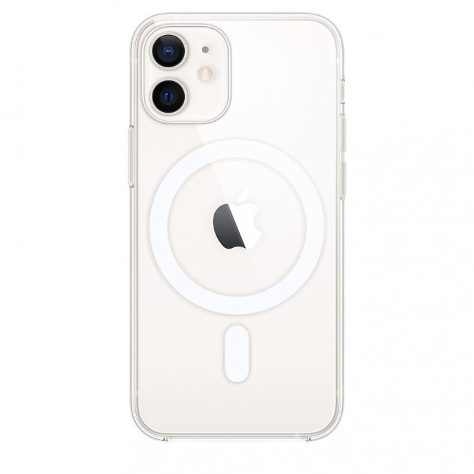 iPhone 12 mini Clear Case with MagSafe 3