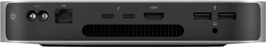 Īpašas specifikācijas Mac Mini i7 SC 3.2GHz/32GB/1TB SSD/10 Gigabit Ethernet/Intel UHD Graphics 630 3