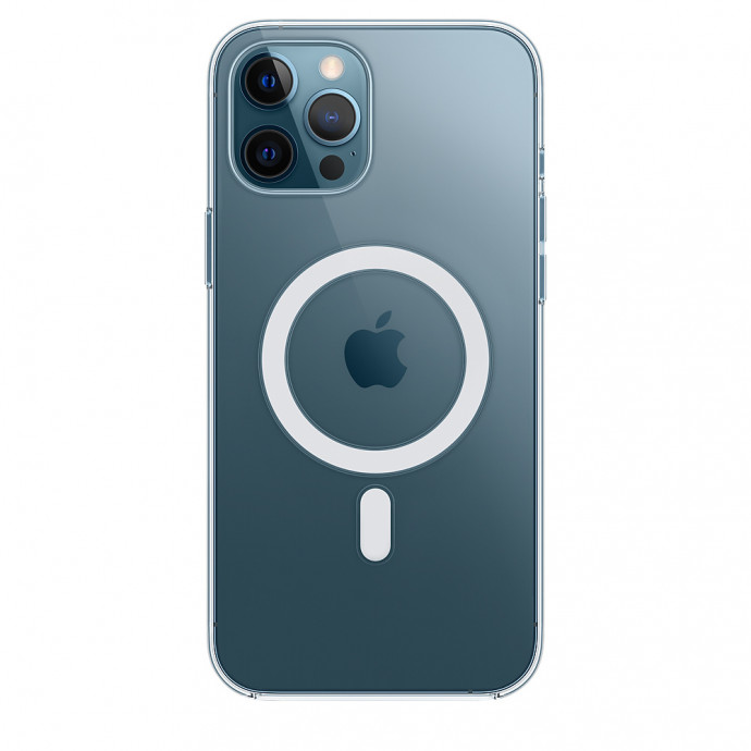 iPhone 12 Pro Max Clear Case with MagSafe 0