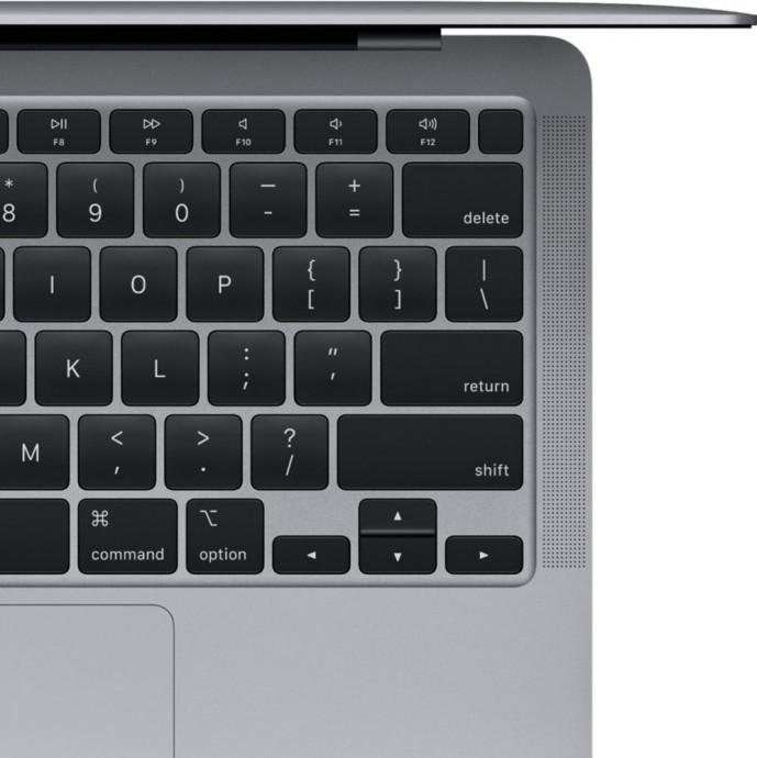 """MacBook Air 13"""" Apple M1 8C CPU, 7C GPU/8GB/256GB SSD/Space Grey/INT 2020. 1"""