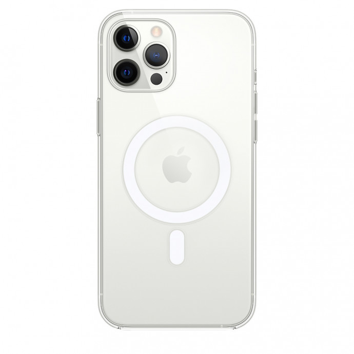 iPhone 12/12 Pro Clear Case with MagSafe 1