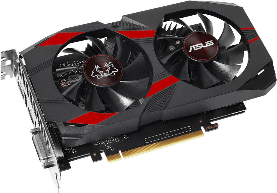 Videokarte ASUS NVIDIA GeForce GTX 1050 Ti CERBERUS 4GB 4