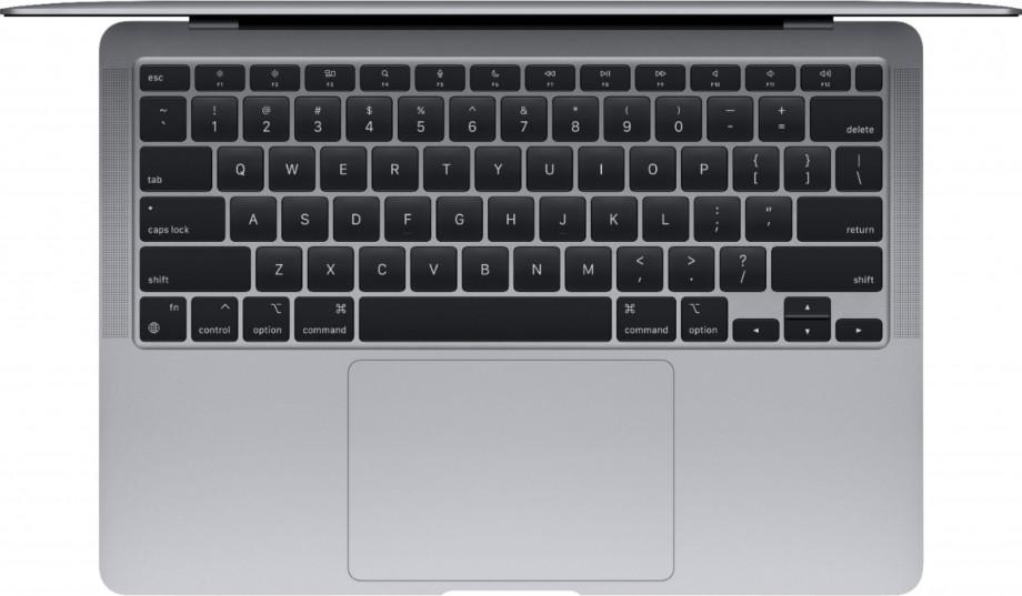 """MacBook Air 13"""" Apple M1 8C CPU, 7C GPU/8GB/256GB SSD/Space Grey/INT 2020. 2"""
