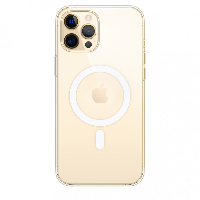 iPhone 12/12 Pro Clear Case with MagSafe 2