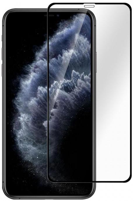eSTUFF TitanShield Apple iPhone X/Xs Full Black 0
