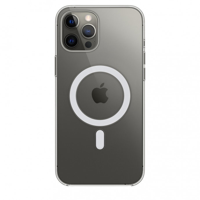 iPhone 12/12 Pro Clear Case with MagSafe 3