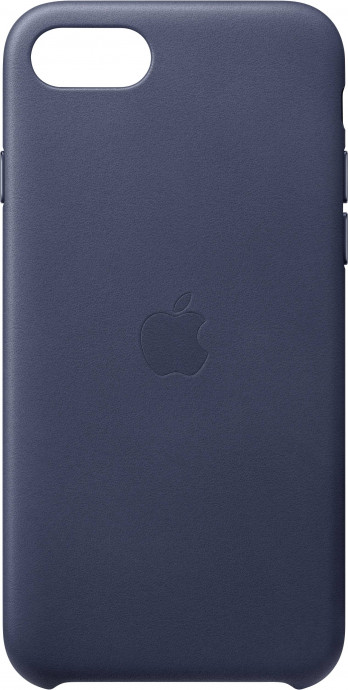 iPhoneSE Leather Case - Midnight Blue 0