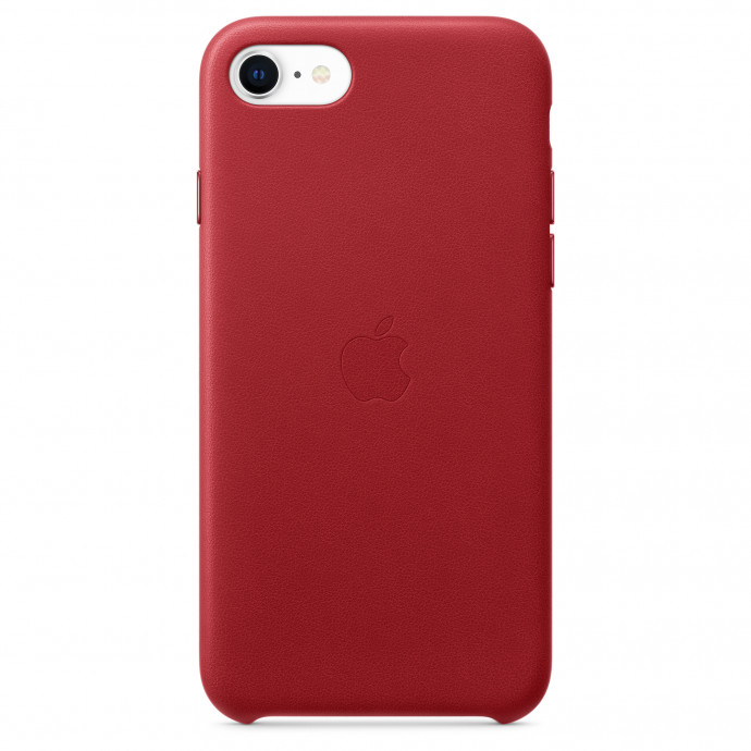 iPhoneSE Leather Case - (PRODUCT)RED 0