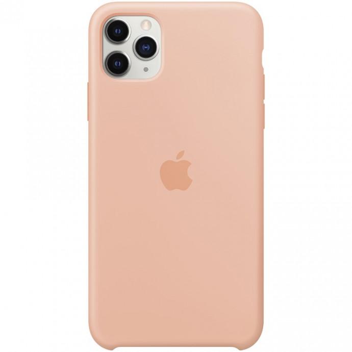 iPhone 11 Pro Max Silicone Case - Grapefruit EOL 0