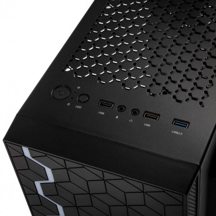 Dators Capital NEO X Polaris /i5-10400F/16GB/RTX3070Ti/500GB/650W/.WIFI/BT/Win10Home 4