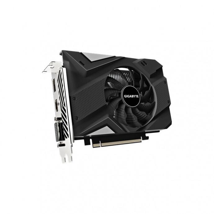 Videokarte GIGABYTE GeForce® GTX 1650 D6 OC 4G (rev. 2.0) 0