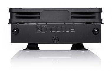 Procesora dzese Noctua NH-L9a-AM4 chromax.black, Low Profile - height 37mm 1