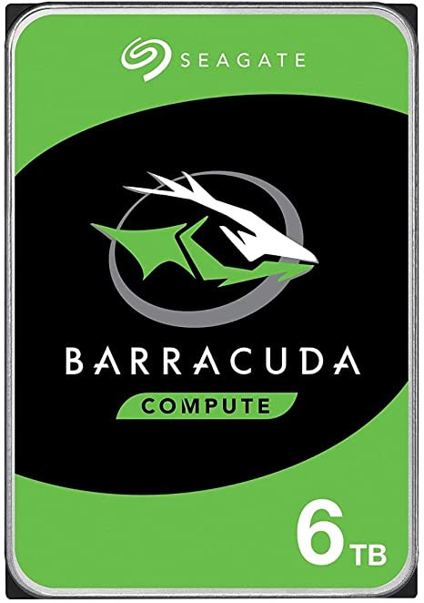 Cietais disks Seagate Barracuda ST6000DM003 5400 RPM, 6TB 0
