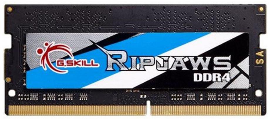 Atmiņa G.Skill Ripjaws 16 GB, DDR4, 3200 MHz, SODIMM 0