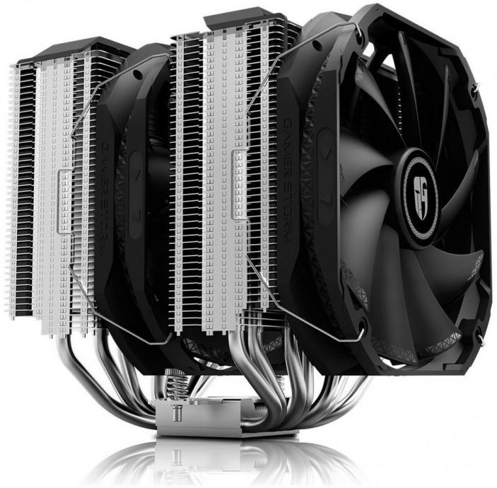 Procesora dzese Deepcool Air CPU cooler ASSASSIN III 1