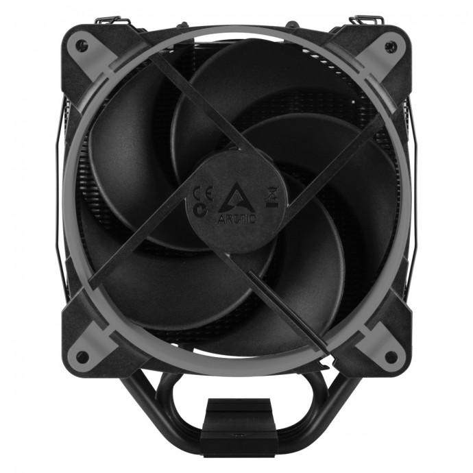 Procesora dzese Arctic Freezer 34 eSports DUO Grey/Black, 200-2100rpm, TDP 210W, 157mm 2