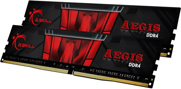 Operatīvā atmiņa G.Skill 16GB (KIT:2x8GB) Aegis DDR4 3000MHz 1