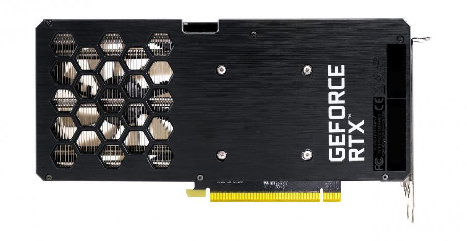 Videokarte Gainward GeForce RTX™ 3060 Ghost OC 3