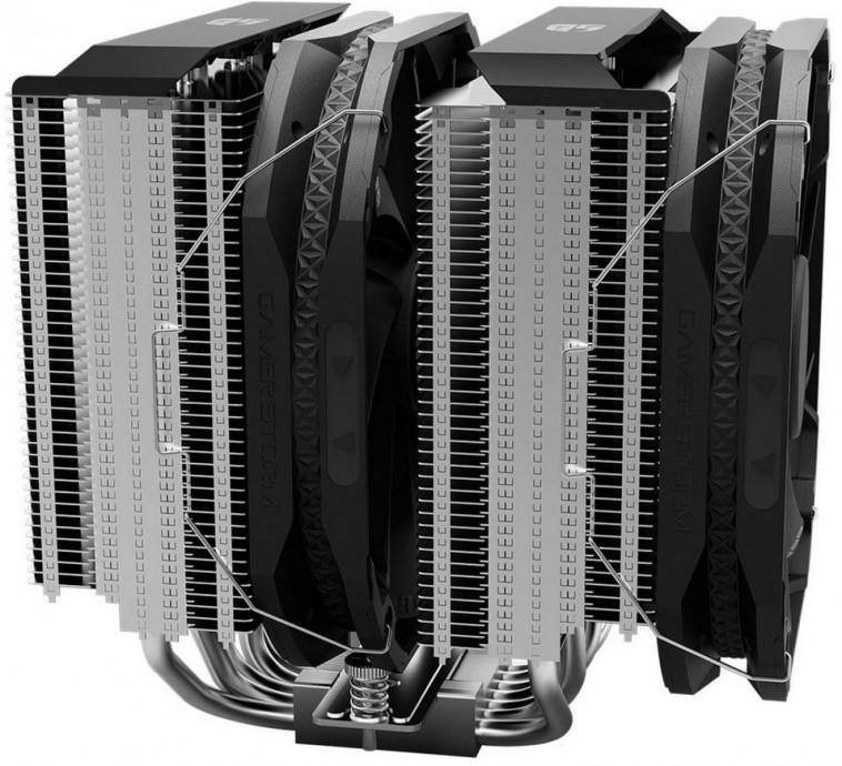 Procesora dzese Deepcool Air CPU cooler ASSASSIN III 4