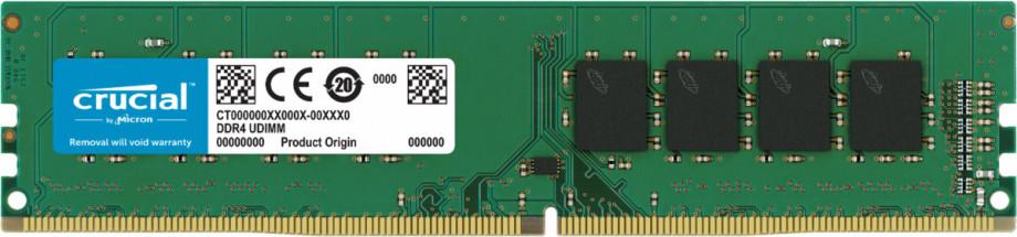 Atmiņa Crucial - DDR4 - 32 GB - DIMM 288-pin - unbuffered 0