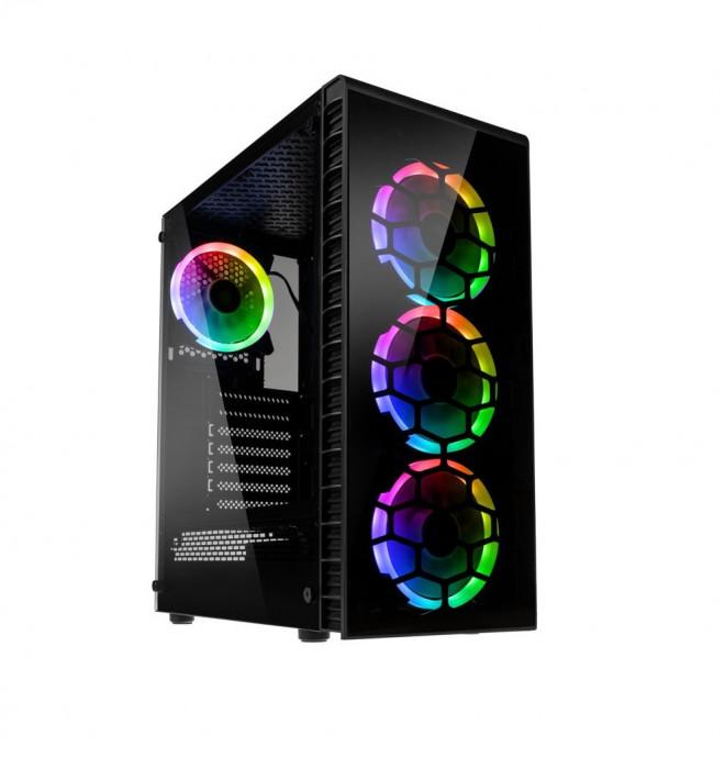 Dators Capital NEO X Fusion /i5-10400F/16GB/RX6600XT/500GB/650W/WF/BT/Windows10Home/ 3