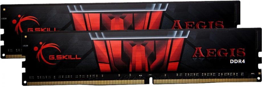 Operatīvā atmiņa G.Skill 16GB (KIT:2x8GB) Aegis DDR4 3000MHz 0