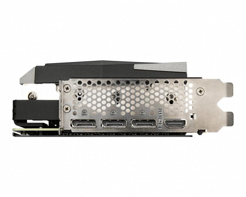 Videokarte MSI GeForce RTX 3070 GAMING Z TRIO 8GB GDDR6 DP HDMI VGA (LHR) 3
