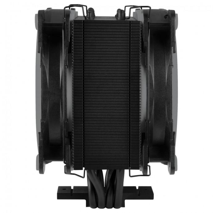 Procesora dzese Arctic Freezer 34 eSports DUO Grey/Black, 200-2100rpm, TDP 210W, 157mm 3