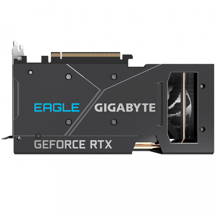 Videokarte Gigabyte GeForce RTX™ 3060 Ti EAGLE OC 8G (rev. 2.0) LHR 2