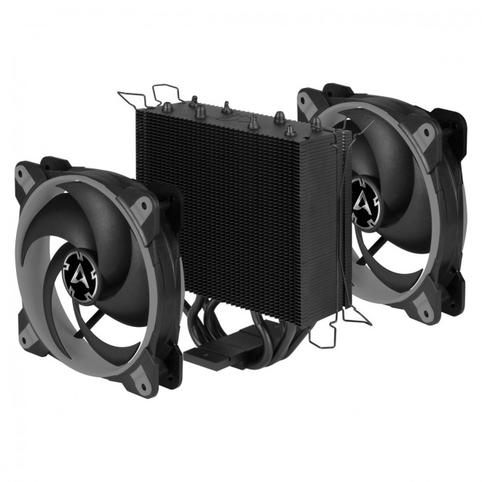 Procesora dzese Arctic Freezer 34 eSports DUO Grey/Black, 200-2100rpm, TDP 210W, 157mm 6