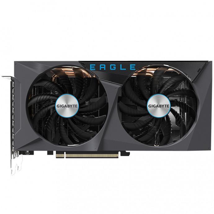 Videokarte Gigabyte GeForce RTX™ 3060 Ti EAGLE OC 8G (rev. 2.0) LHR 5