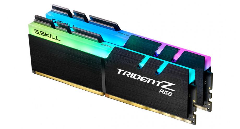 Operatīvā atmiņa G.Skill TridentZ RGB 16GB (KIT:2x8GB) DDR4 3000 MHz CL16 1