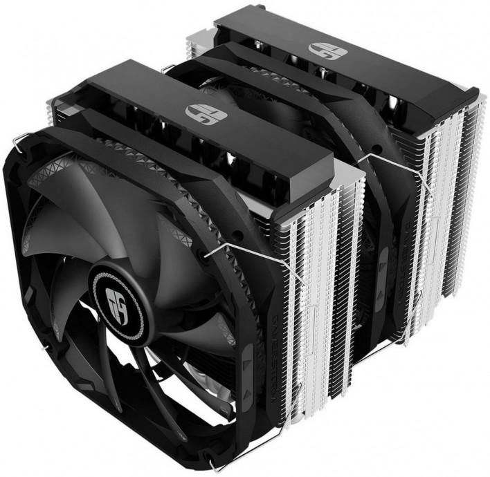 Procesora dzese Deepcool Air CPU cooler ASSASSIN III 2