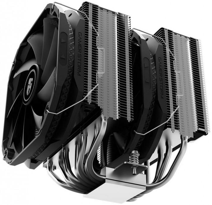 Procesora dzese Deepcool Air CPU cooler ASSASSIN III 0
